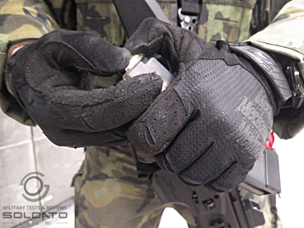 Taktické rukavice Mechanix Wear