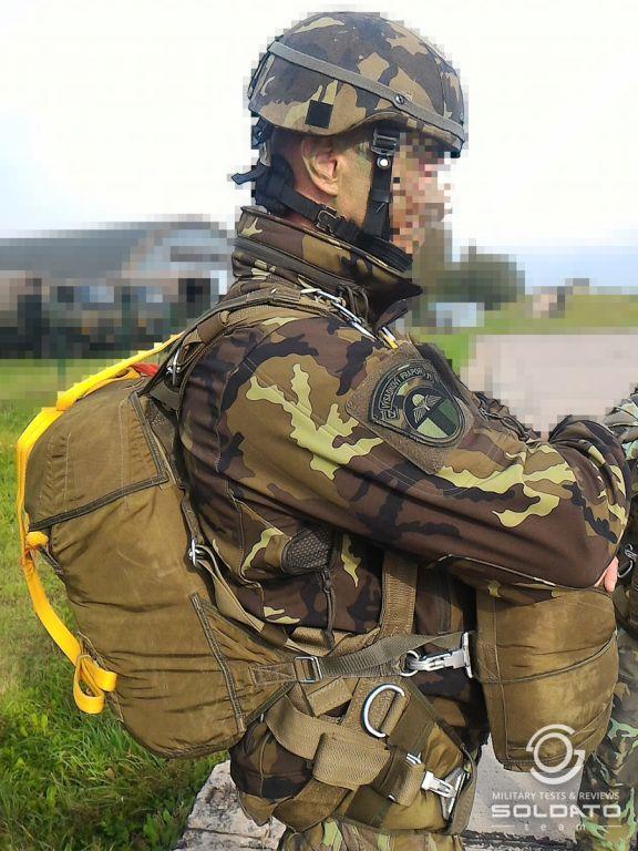 Lze využít softsehll pro vojáky?