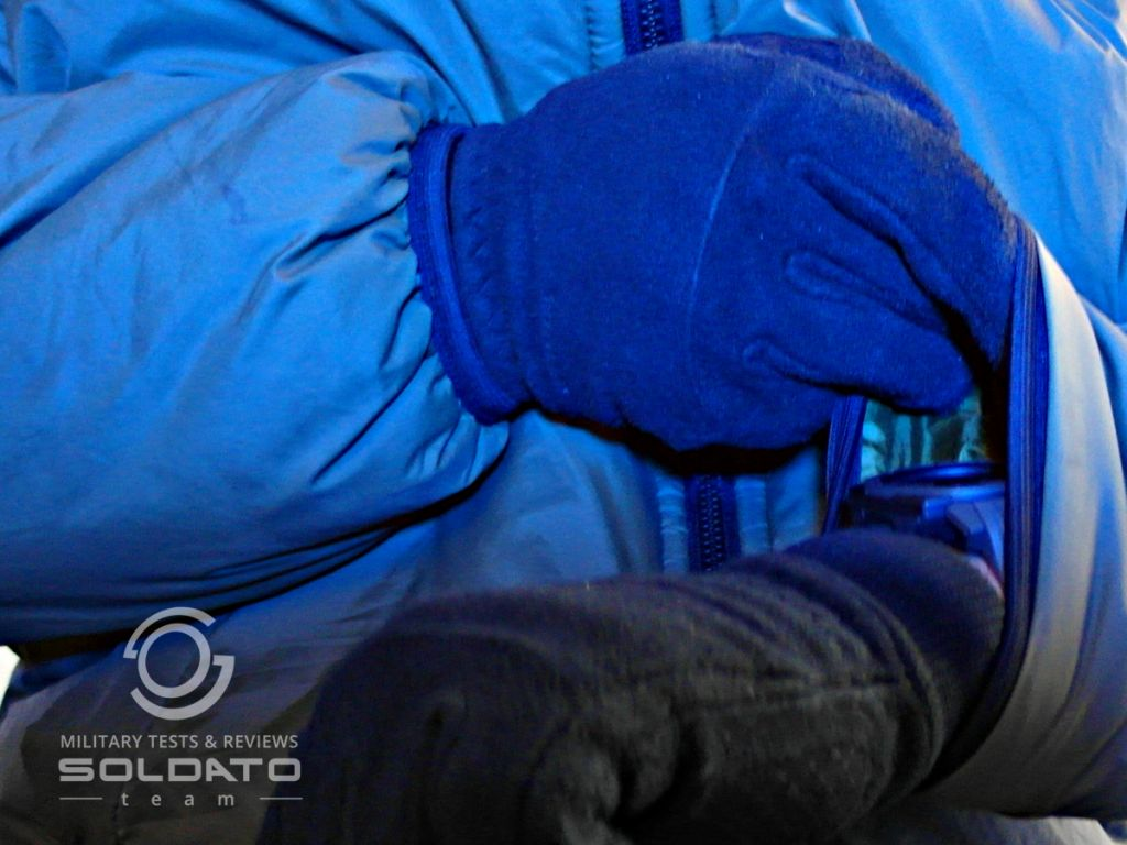 Využití zimní bundy nejen v zimě