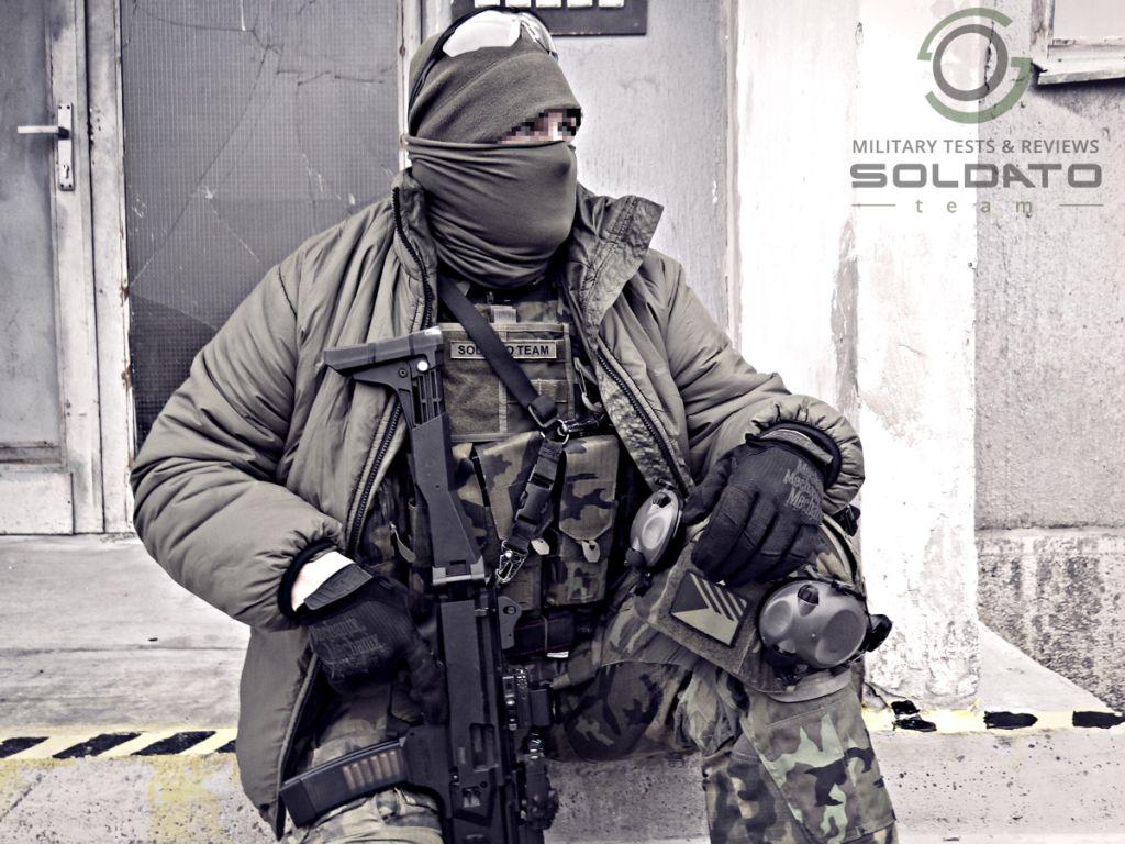 Nejlepší bunda pro vojáka