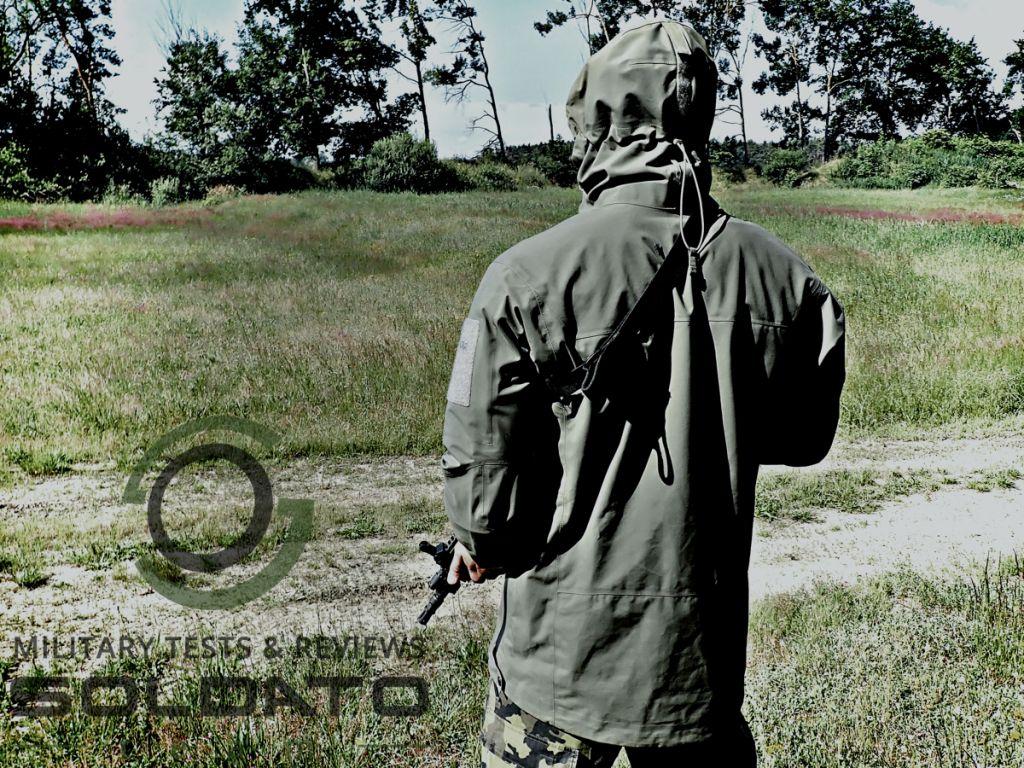 Tilak Military Gear test a recenze