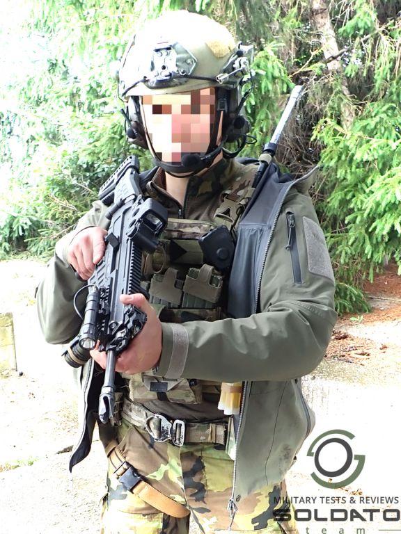 Jak si vede Tilak Raptor v armádě