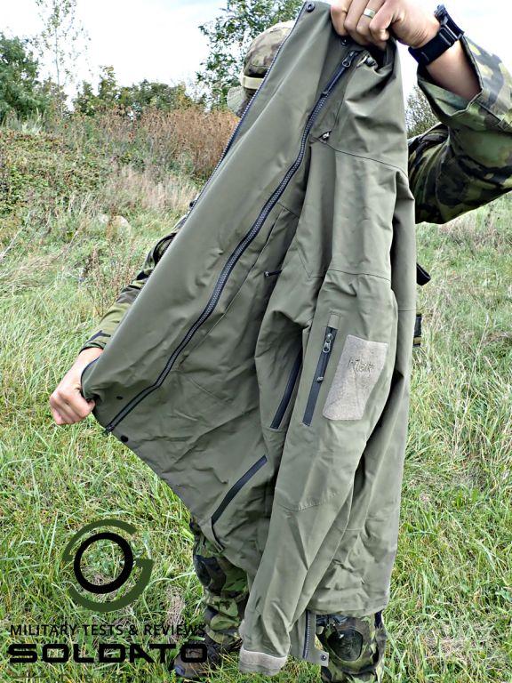 Goratexová bunda Tilak