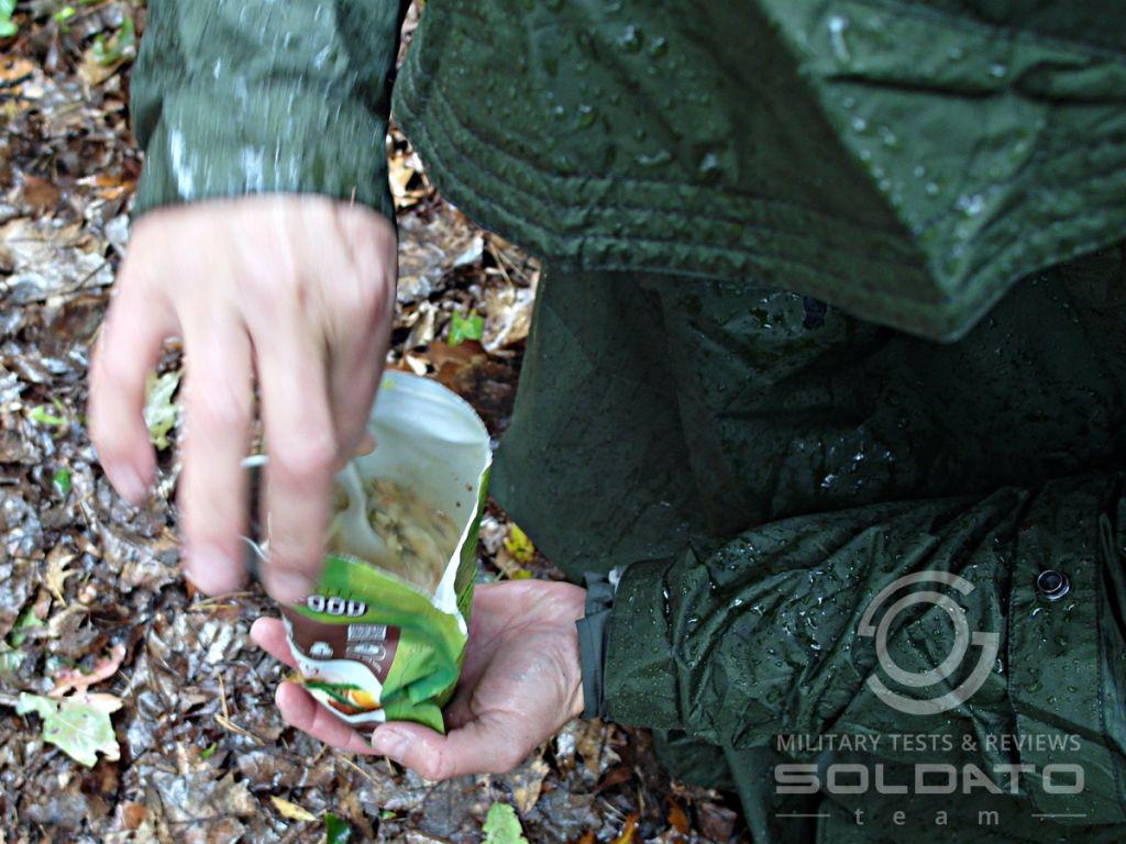 Jak si nachystat jídlo v přírodě