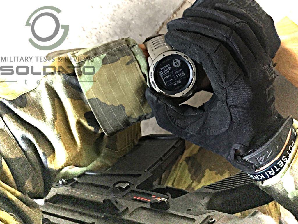 Garmin Instinct Tactical military review