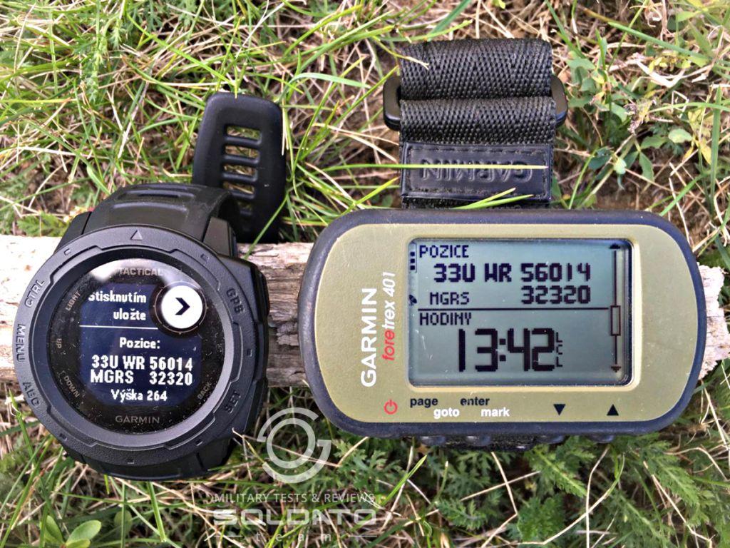 GPS hodinky vs. GPS přístroj