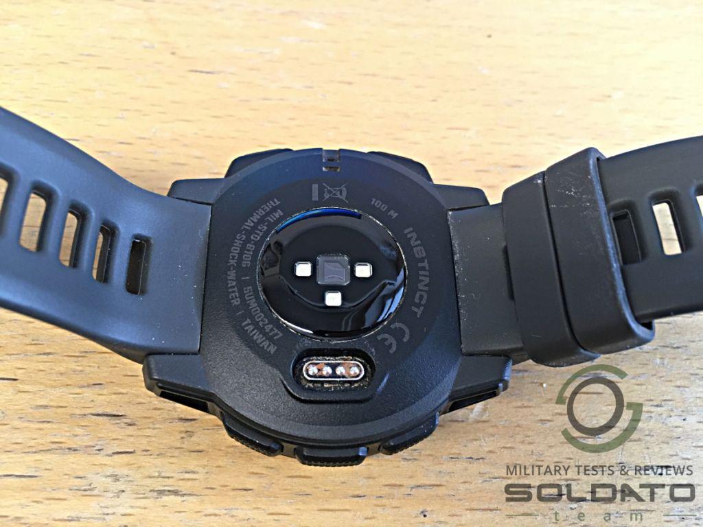 Nekvalitní konektor hodinek Garmin