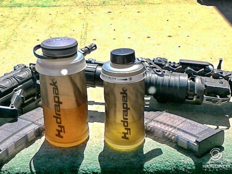 Hydrapak 1l a 750ml