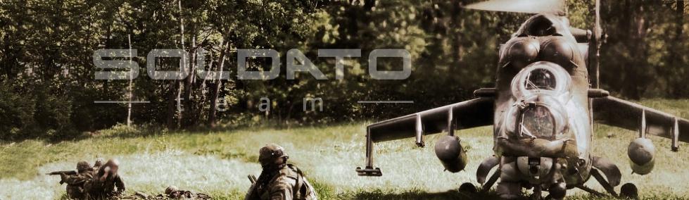 SOLDATO team vojenské testy a recneze