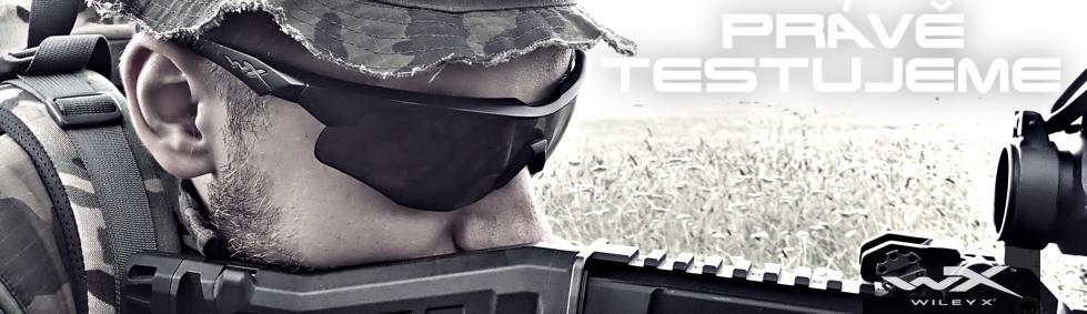 Nezávislé testy a recenze vojenského vybavení