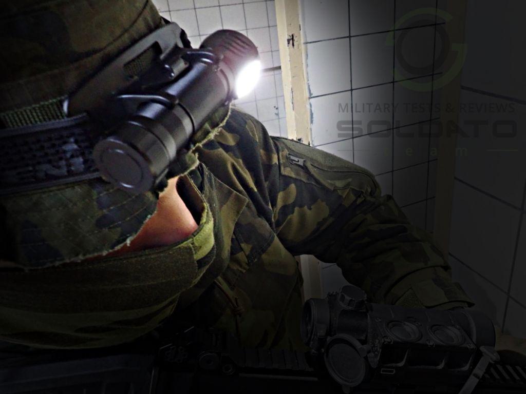 Military test čelovek