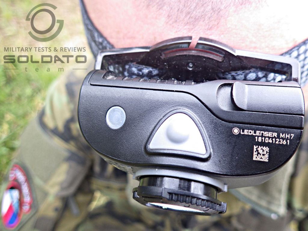 LedLenser real military test