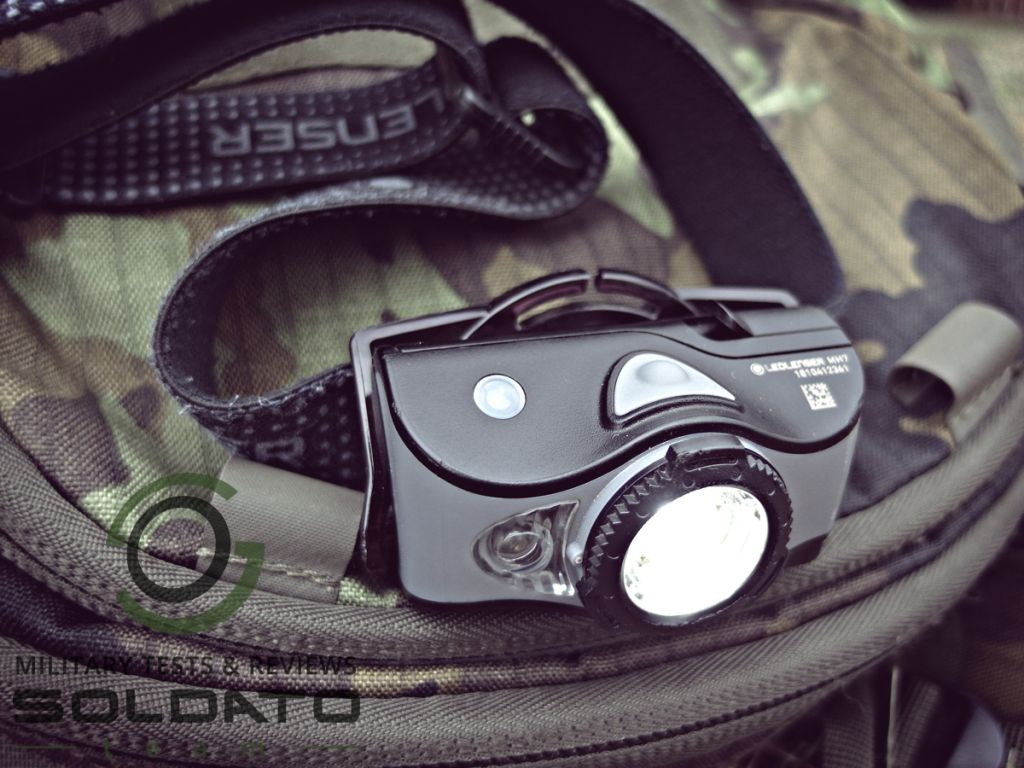 LedLenser military test review