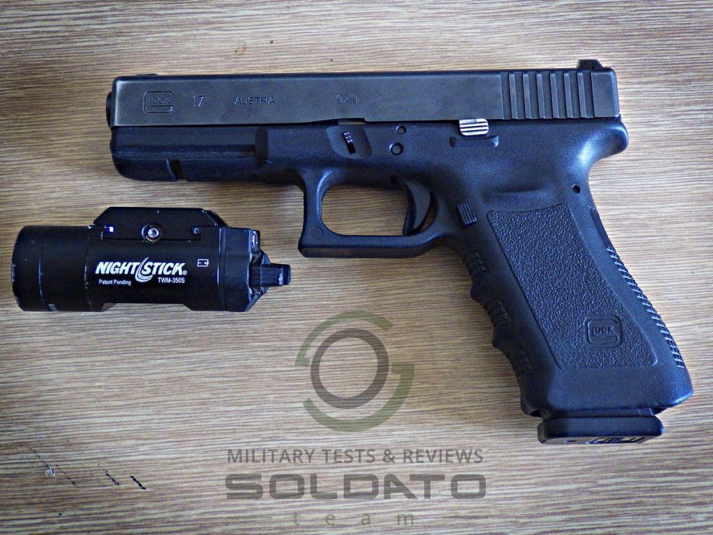 Jakou svítilnu na Glocka?