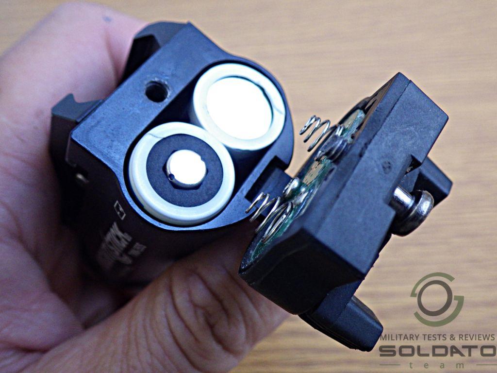 Baterie CR123A