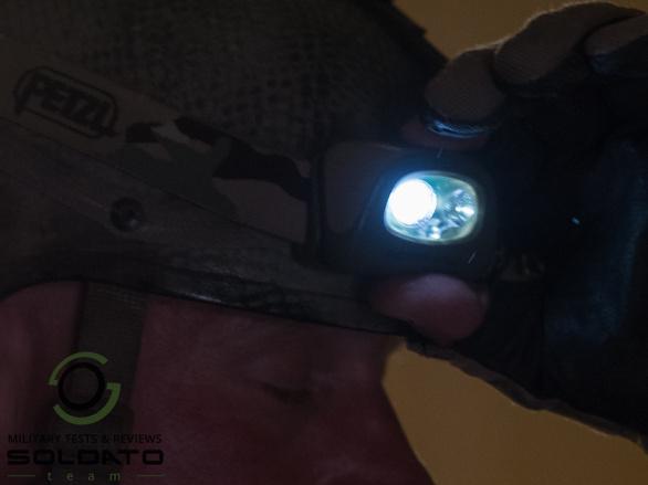 Bílé světlo i ovládání jsou ok