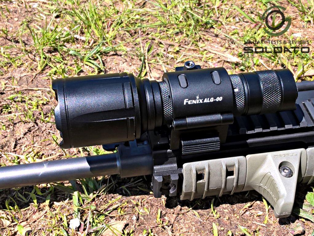 Svítilna Fenix TK25 infrared