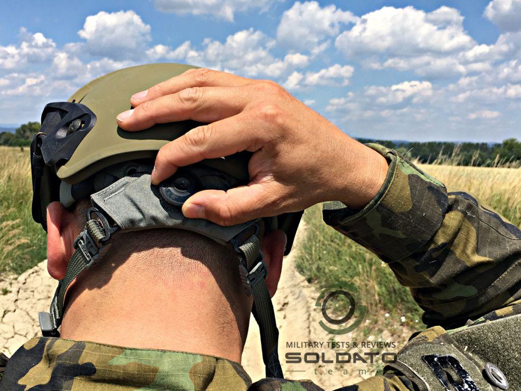 Military recenze vybavení Team Wendy