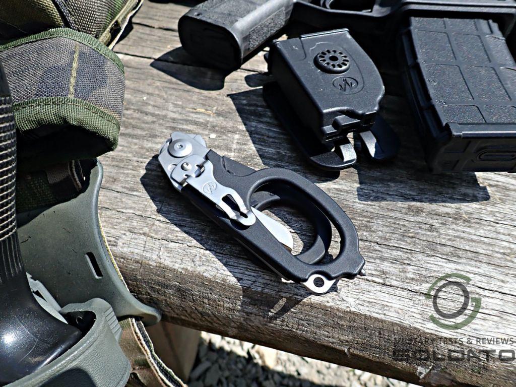 Složené nůžky Leatherman