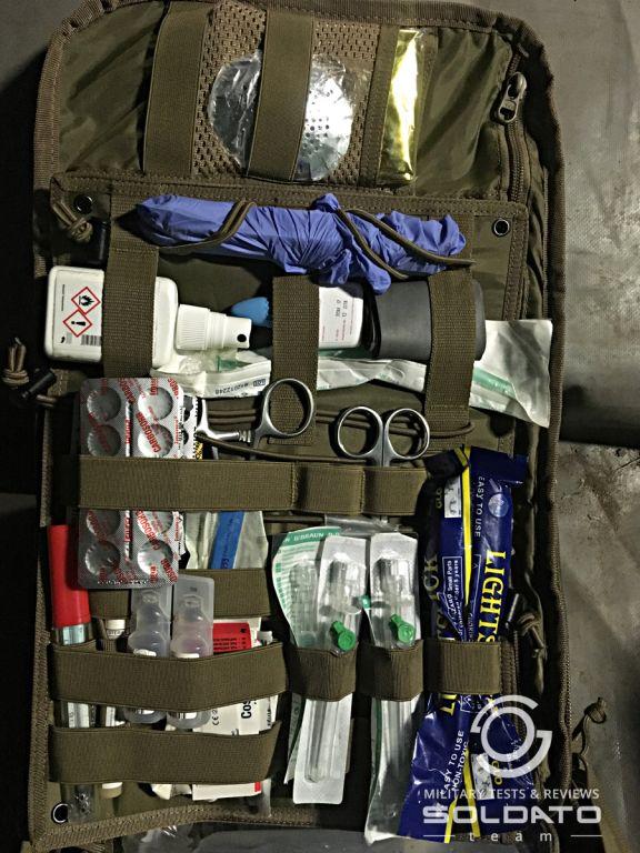 Zdravotní vybavení do armády