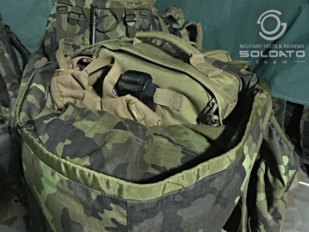 Jak kombinovat batohy