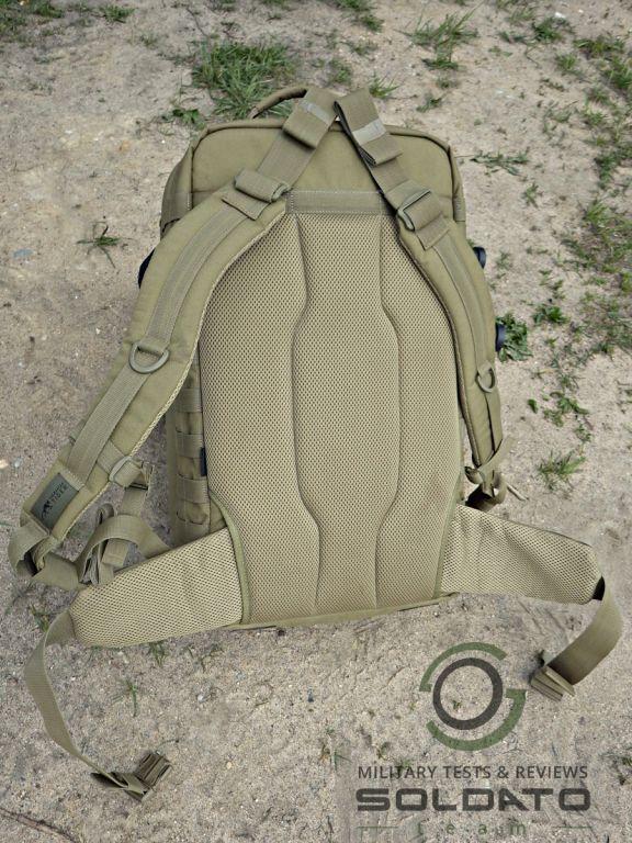 Jaký zádový systém batohu