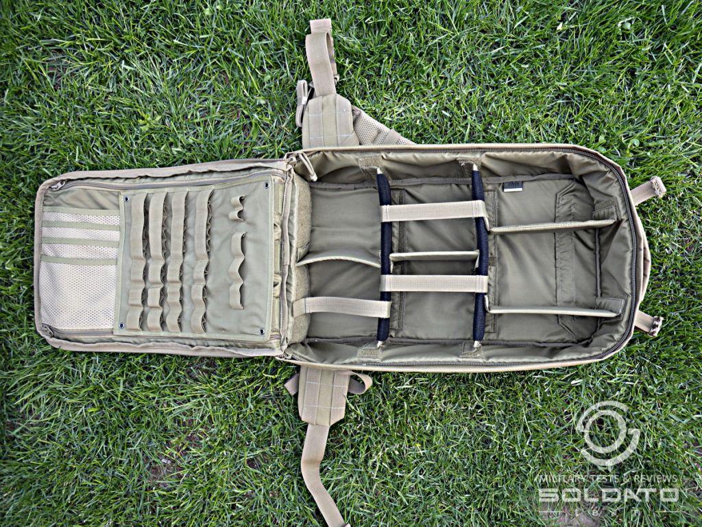 Zdravotní batoh pro záchranáře